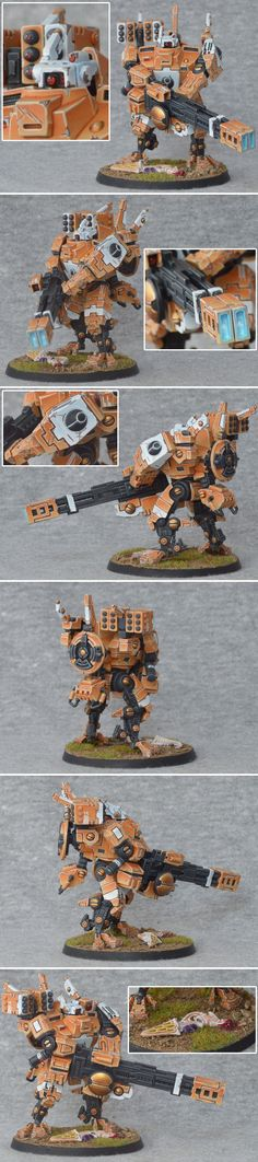 Tau Shas'Vre Broadside