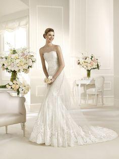 Está à venda no Blog Peguei o Bouquet um Vestido La Sposa, que é lindo e está pronto para fazer outra noivinha feliz! Confira a super oferta do dia!!