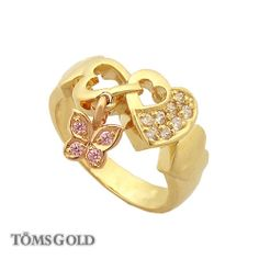 14K Little Ring 6161