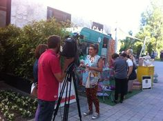 Salimos en la TV Castlla y León !!!