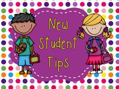 Teach123 - tips for teaching elementary school: Tips for New Students