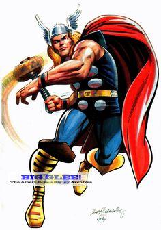 Thor Marvel Comics | Saturday, January 12, 2013