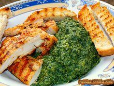 Ostropel de Pui la Ceaun Servit cu Mamaliga Broccoli, Vegetables, Food, Green, Romanian Recipes, Meal, Essen, Vegetable Recipes, Hoods