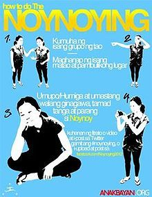 """A play on the term planking and Aquino's nickname, """"Noynoy"""", Noynoying involves posing in a lazy manner, such as sitting idly while resting their heads on one hand and doing nothing. Philippine Star, Bbc World Service, B Words, France 24, Mindanao, Tagalog, Rage, Presidents, Infographic"""