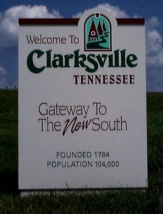 Looking forward to visiting Clarksville in a few weeks.