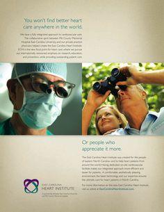 heart institute ad