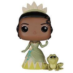 Figurine Princesse Tiana et Naveen (La Princesse Et La Grenouille) - Figurine Funko Pop http://figurinepop.com/princesse-tiana-naveen-la-princesse-et-la-grenouille-disney-funko
