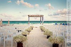 Kool Beach Club Playa del Carmen » / / / Zasil Wedding Photoblog