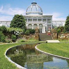 Lewis Ginter Botanical Garden in Richmond, Virginia