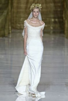 No todas las novias son clásicas, ¿te atreves con un vestido diferente? - 1 (© Copyright © 2013 Hearst Magazines, S.L.)