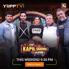 Watch the latest episodes of popular Sony Entertainment UK show, The Kapil Sharma Show through YuppTV. Access all the latest Hindi TV shows and videos through Catch-Up TV. Kapil Sharma, Sony Tv, Tv Shows, Entertaining, Sun, Stars, Live, Movie Posters, Film Poster