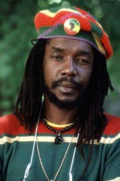 Peter Tosh. More fantastic pictures and videos of *The Wailers* on: https://de.pinterest.com/ReggaeHeart/