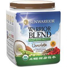 8. Sunwarrior, Plant-Based Protein Powder