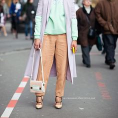 Spring taste @_streetstyle #stockholmstreetstyle #style #street #styling #stylish #streetstyle #streetfashion #fashion #fashionable #shoes #heels #spring #summer #colors #luxury #luxuryshoes #bag