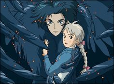 Howl's Moving Castle. The whole family LOVES this movie, and everything else by Miyazaki.