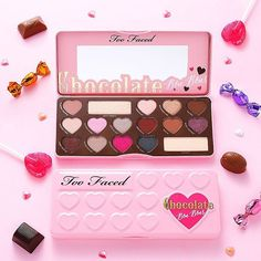 Chocolate Bon Bons is coming! Available on toofaced.com on December 8!) pic by @sephorafrance #toofaced #chocolatebarpalette