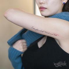 레터링 :) - #타투 #그라피투 #타투이스트리버 #디자인 #그림 #디자인 #아트 #일러스트 #tattoo #graffittoo #tattooistRiver #design #painting #drawing #art #Korea #KoreaTattoo #letteringtattoo #레터링타투