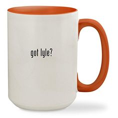 got lyle? - 15oz Colored Inside & Handle Sturdy Ceramic Coffee Cup Mug, Orange ** You can find more details by visiting the image link. (This is an affiliate link) #KetogenicDietForBeginners