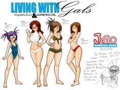 [MegaPost]Living with hipster and gamer si te gusta - Taringa! Bd Comics, Anime Comics, Funny Comics, Deutsche Girls, Jagodibuja Comics, Bd Art, 4 Panel Life, Couples Comics, Hipster Girls