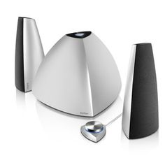Prisma Speaker System Silver now featured on Fab.