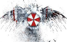 Resident Evil eagles Umbrella Corp