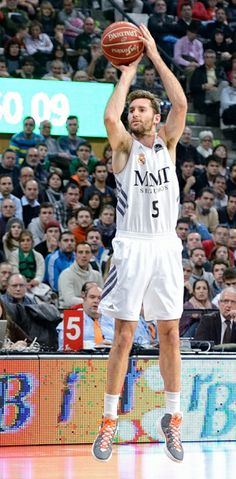 ¿Y el R.Madrid Baloncesto en qué puesto quedaría en la NBA?