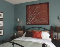 Small Bedroom Color Ideas Design, Pictures, Remodel, Decor and Ideas - page 5