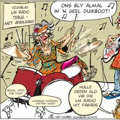 Volksblad : Oor LM Radio Afrikaans, South Africa, Comic Books, Posters, Comics, Anime, Poster, Cartoon Movies, Cartoons