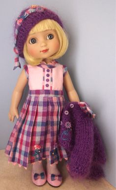 Mum's the Word!  - Patsy and Ann Estelle Tonner doll