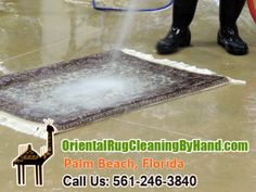 Oriental Rug Cleaning Palm Beach County  I have been in the Oriental Rug Cleaning Palm Beach County business for many years now and I'm happy to say that my company is growing productively with many clients here in Miami and Palm Beach.