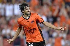 Thomas Broich celebrates  Fantastic photo from Getty Images.