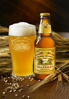 Sierra Nevada never lets me down. This is a great Hefeweizen! Traditionally made, open fermentation, and just down right delicious!