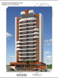 Estudo de viabilidade arquitetônica desenvolvido no Bairro Atalaia para grupo de cooperados, em Aracaju/SE - Immobile Arquitetura