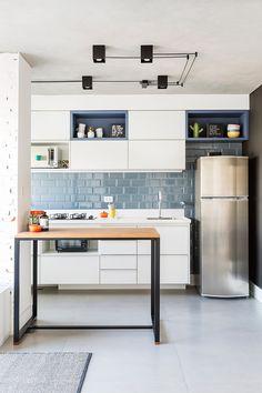 Loft Moema - Cozinha