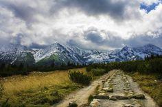 Tatra Mountains Poland http://en.wikipedia.org/wiki/Tatra_Mountains