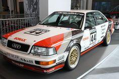 Audi Quattro V8 DTM
