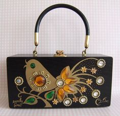 Enid Collins purse, vintage
