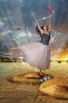 Tienes el poder de ser libre en este mismo momento… | ♥Ƹ̵̡Ӝ̵̨̄Ʒ♥ ღ Ƹɳ Մɳ Ɽïɳ¢óɳ…