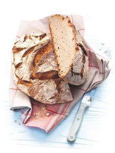 Brood bakken... maar dan in de combi-stoomoven!