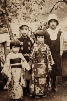 thekimonogallery:  1930's, Japan. Image via k sakura on 500px