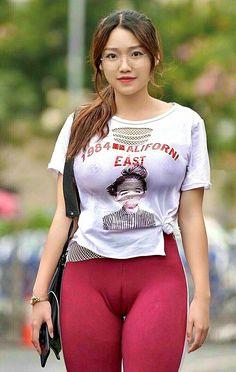 Yoga 1, Asian Doll, Sexy Asian Girls, Asian Woman, Pretty Woman, Yoga Pants, Leggings Are Not Pants, Lady, Hot
