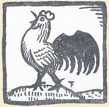 illustratie felix timmermans (de witte boek)