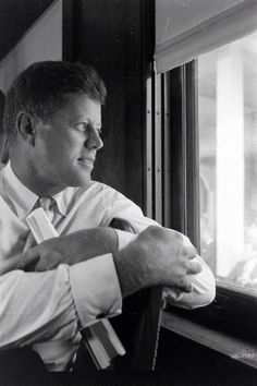 John F. Kennedy.                                                                                                                                                     More