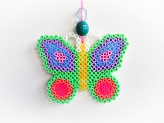 SØHESTEN: Hama sommerfugleophæng
