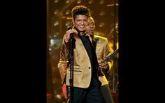 Bruno Mars at the 2012 Grammy Awards.