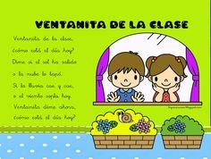 RECURSOS DE EDUCACIÓN INFANTIL: POESÍA PARA EL TIEMPO