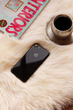Iphone 7 jet black.  #phonediaries#iphone#iphone7#jetblack#picoftheday
