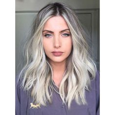 awesome 65 Spectacular Blonde Ombre Hair Looks - Be Creative and Colorful Check more at http://newaylook.com/best-blonde-ombre-hair-looks/