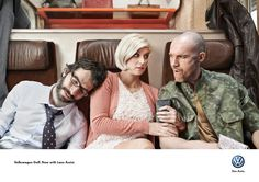 Volkswagen Golf. Ahora, con indicador de carriles - We love advertising