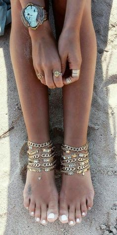 Boho style... want this!